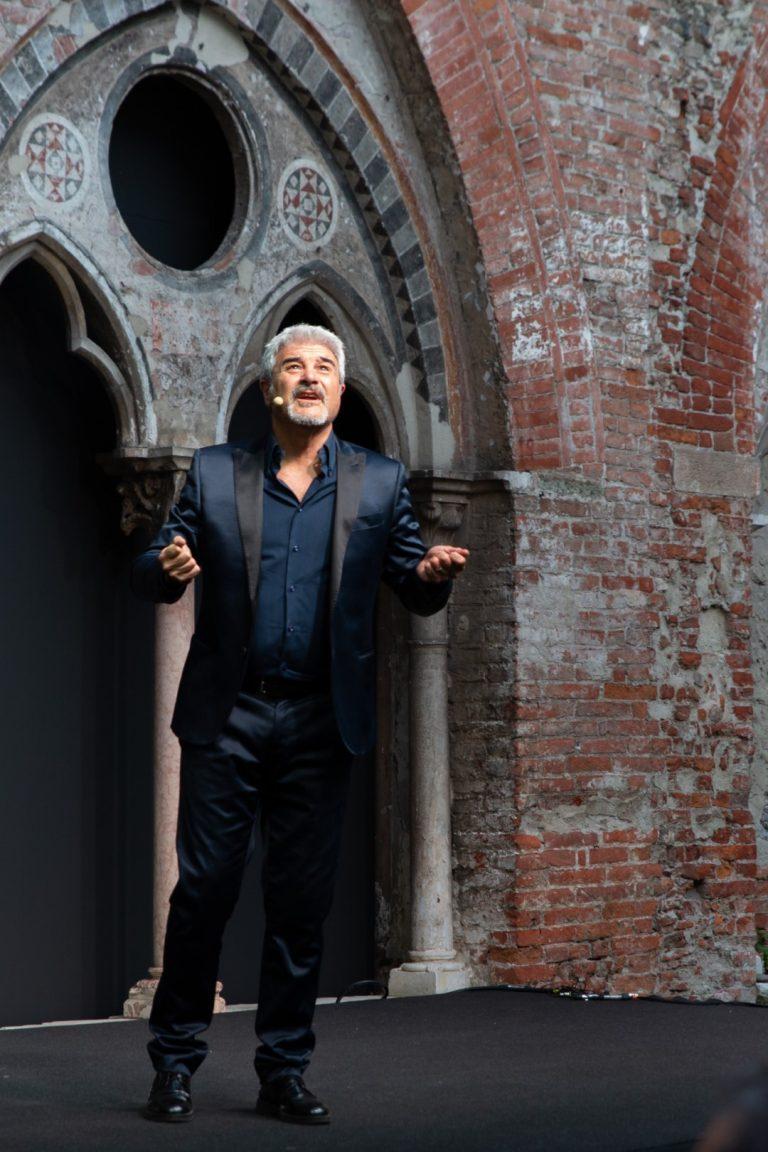 200 anni di Manifatture Sigaro Toscano 2018 – Lucca – Gala Dinner, con table mapping, Show e Djset.
