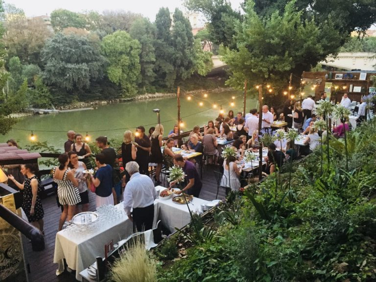 Private event and Gala dinner 2017 – Roma