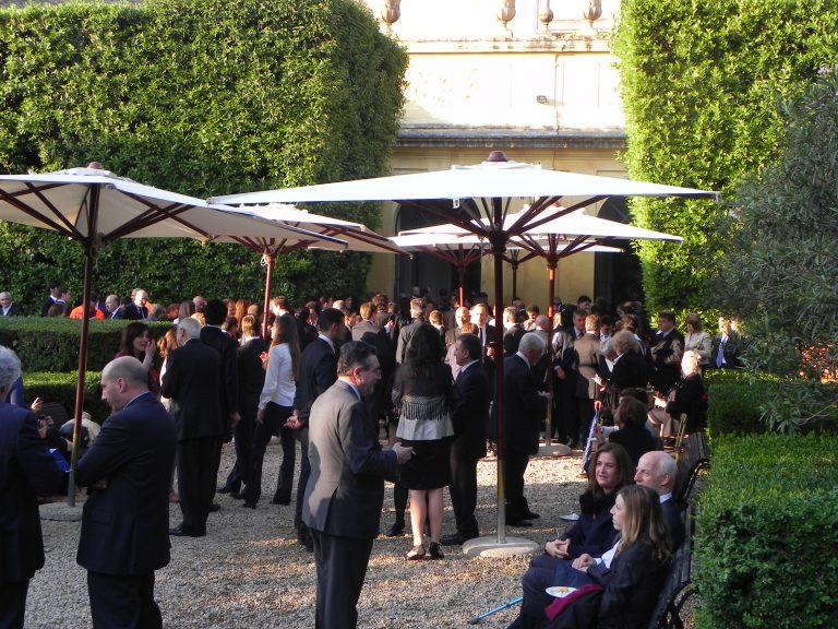 """Ordine dei Cavalieri di Malta 2011 – Roma – """"Delegation Day SMOM""""."""