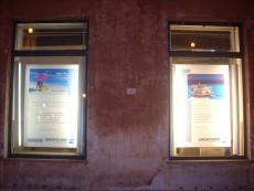 "Sprintours 2007 / 2008 – Milano – Campagna di co-branding adv ""Sprintours/Amex""."