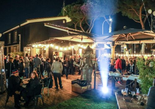 Baked – 2018- Roma – Opening Party, Standing Dinner e Djset.