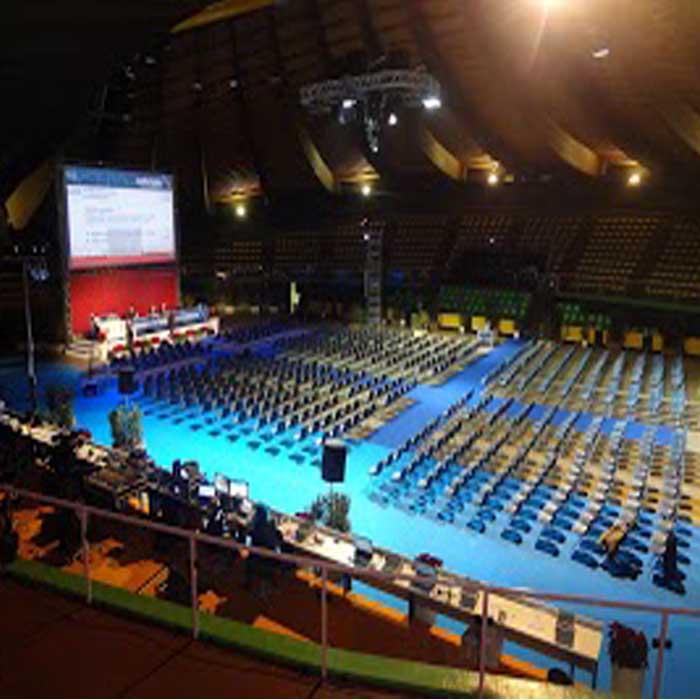 Federazione Motociclistica Italiana – Assemblea Nazionale Straordinaria 2012 – Conferenza stampa e Convention.
