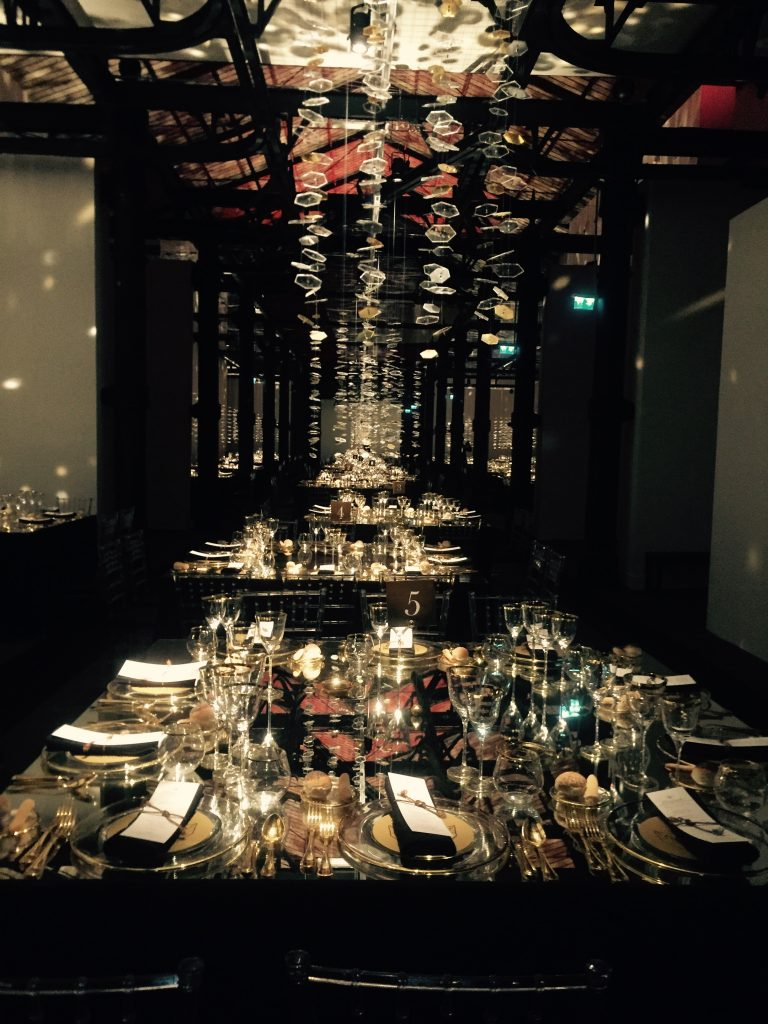 Manifatture Sigaro Toscano 2017 – Roma – Gala Dinner, Exposition Art e Djset.