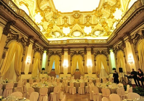 Oracle 2010 – Roma – Christmas Gala Dinner management.
