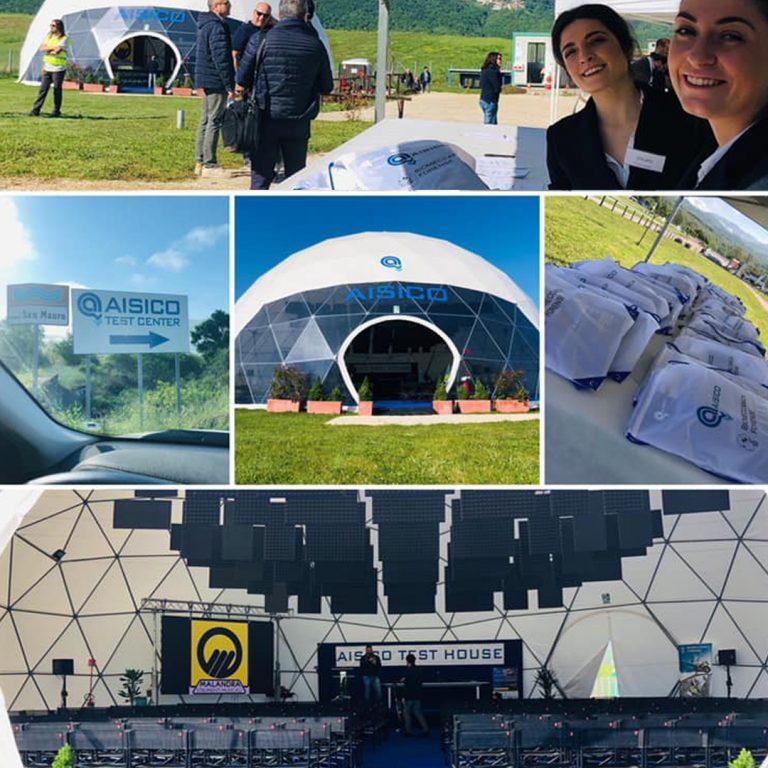 Aisico SPA 2019 – Pereto (AQ) – Convegno Nazionale sui Crash Test.