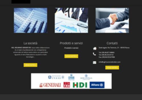 Online il sito per NLG Insurance Broker!