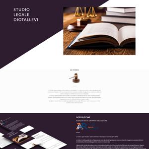 On line il nuovo sito dello Studio Legale Diotallevi