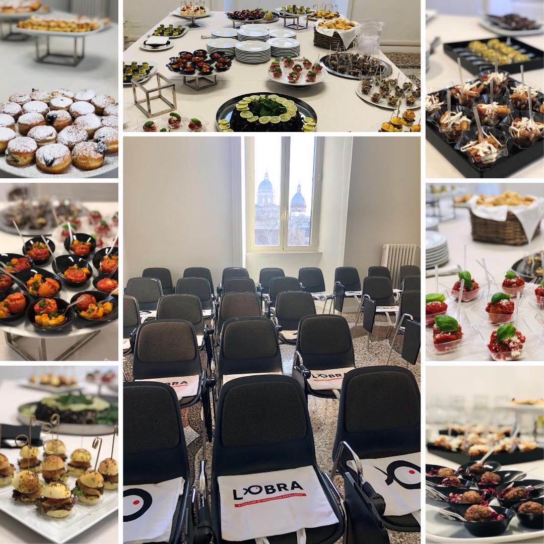 Lobra 2020 – Roma – Meeting Forza Vendita Europea Salesforces/Lobra.