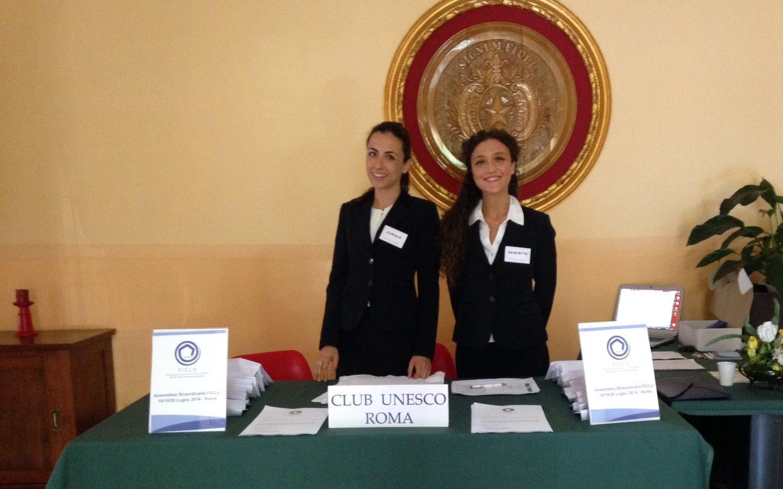 Convegno della FICLU, la Federazione Italiana dei Club Unesco d'Italia