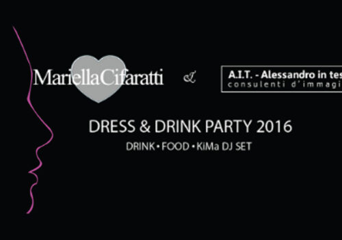 Dress & Drink Party 2016