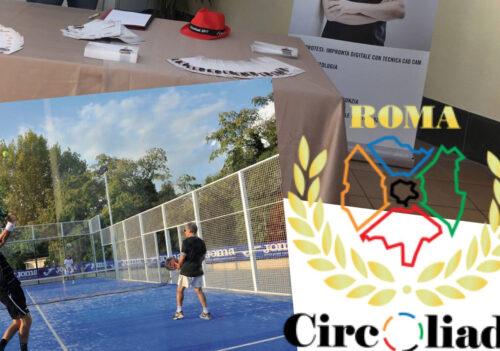 Finali di Padel delle Circoliadi 2017
