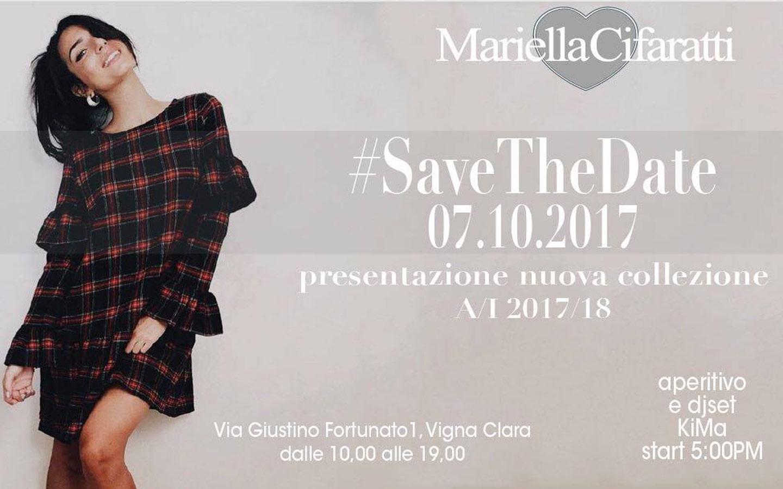 Mariella Cifarati – nuova collezione
