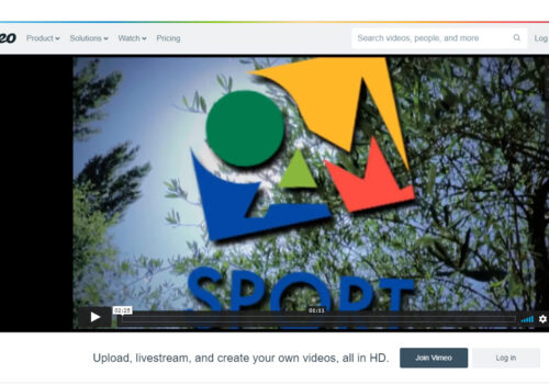 OAM Sport Center, online il nuovo video su Vimeo