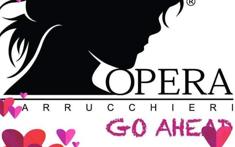 Il nuovo logo Opera Parrucchieri – Go Ahead