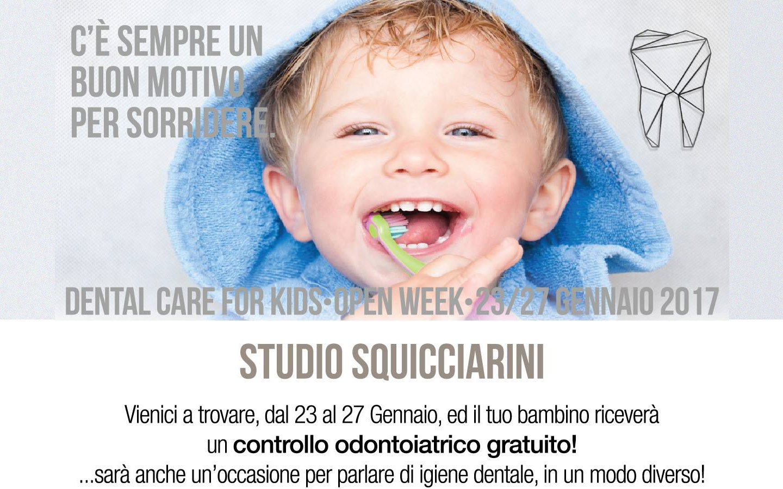 Studio dentistico Squicciarini – dental care for kids