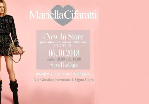 Mariella Cifarati – New in Store