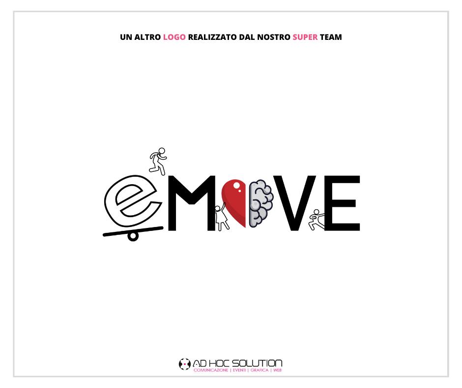 Realizzazione logo E-Move