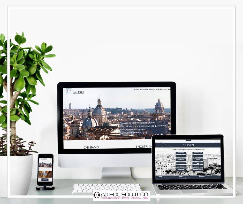 Restyling Sito Web Mediazioni Immobiliari